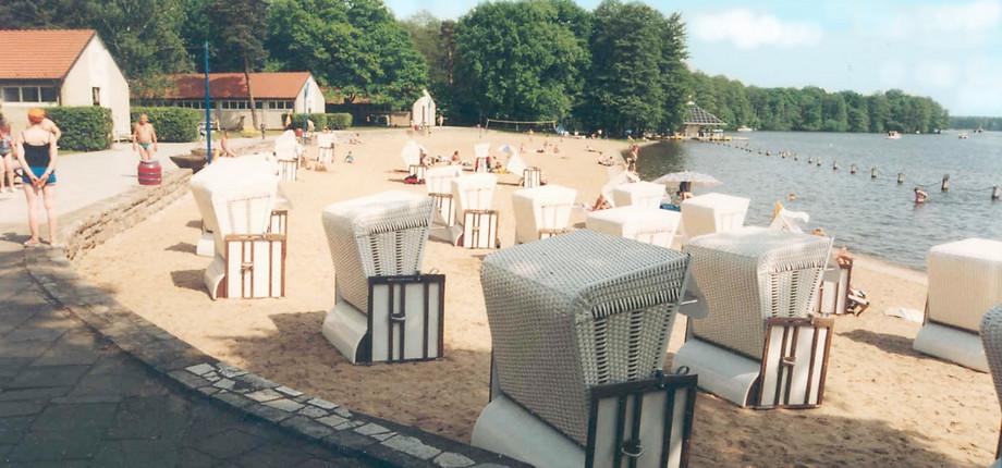 Strandkörbe & Sport- und Spielgeräte